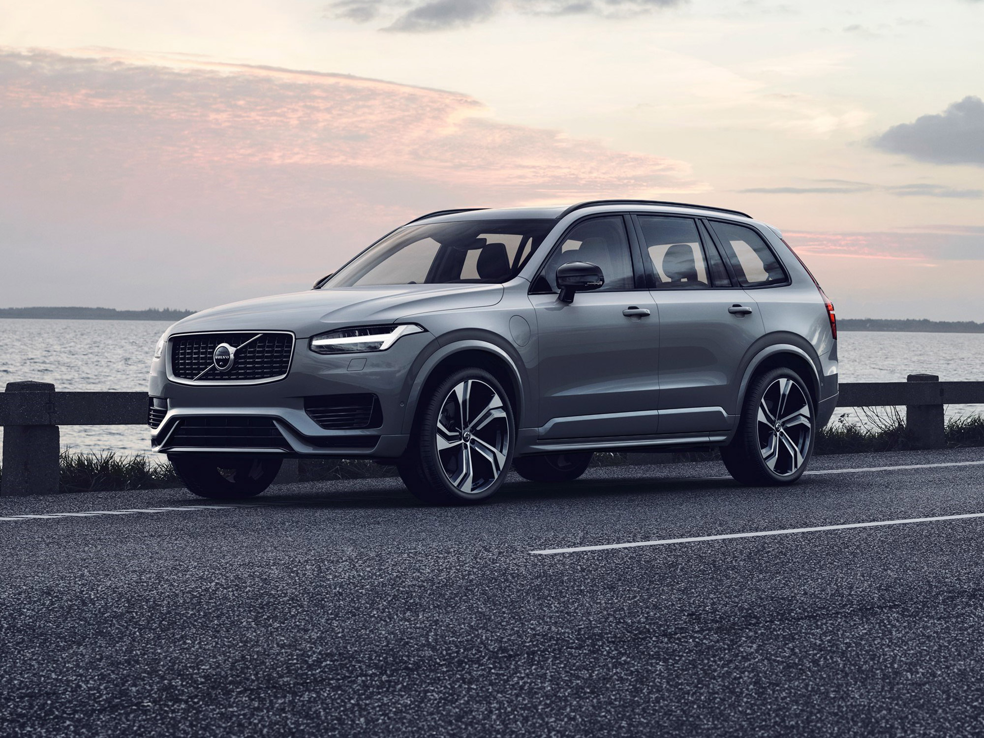 volvo xc90 r design facelift 2020