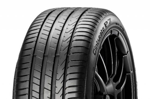 Pirelli Cinturato p7 c2 1